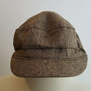 Obey Brown Hat